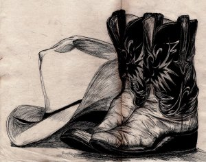 cowboy_hat_and_boots_by_pocketdreams-d2z57cz